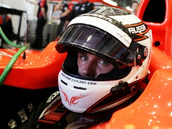 Николай Фоменко раскрыл имя нового пилота Marussia