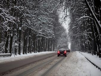 """Российских водителей обяжут """"переобуваться"""" на зиму"""