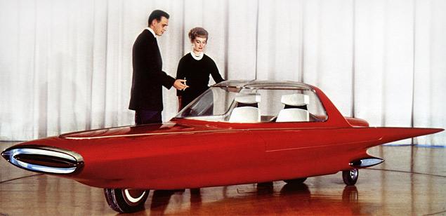 Самые крутые американские концепт-кары шестидесятых