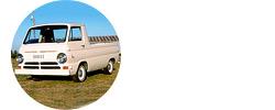 Самые крутые американские концепт-кары шестидесятых. Фото 5