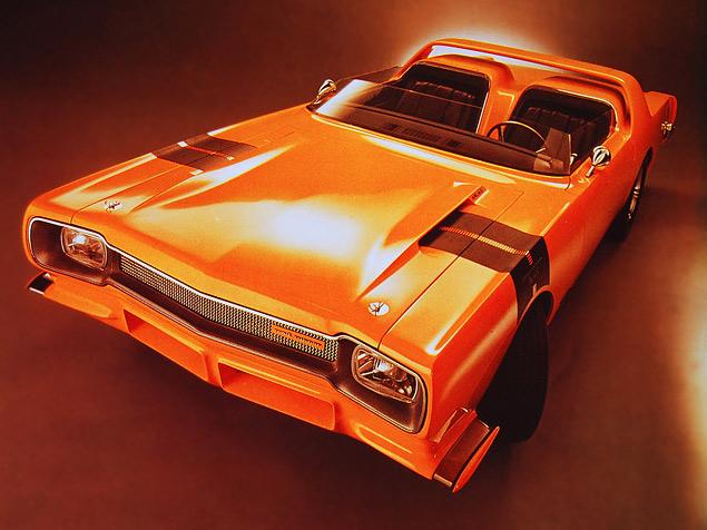 Самые крутые американские концепт-кары шестидесятых. Фото 6