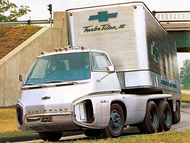 Самые крутые американские концепт-кары шестидесятых. Фото 8
