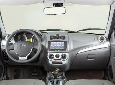 У модели появится навигация, парктроник и система стабилизации. Фото 1