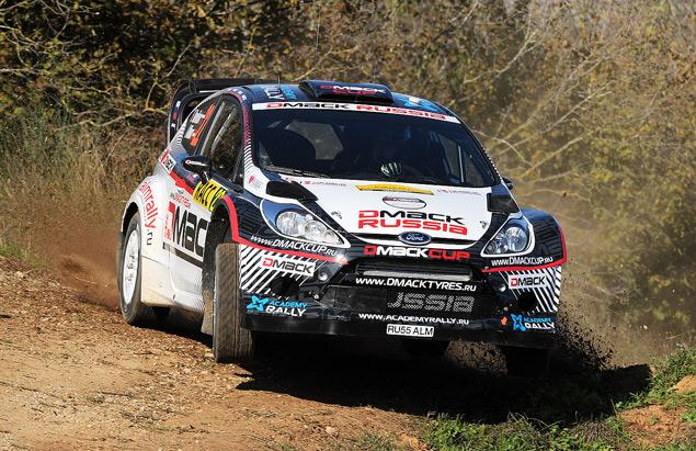 Евгений Новиков составит конкуренцию заводским пилотам WRC