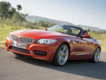 Компания BMW обновила родстер Z4