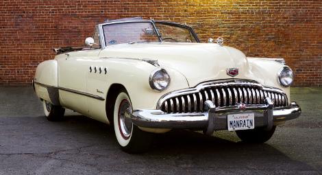 Автомобиль был продан за 170,5 тысячи долларов. Фото 1