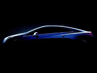 Серийное гибридное купе Cadillac покажут в январе