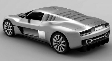 Появились изображения серийного купе Tornante