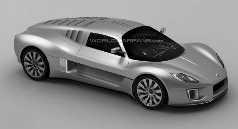 Появились изображения серийного купе Tornante. Фото 1