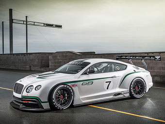 """Раллисты помогут Bentley разработать автомобиль для """"Ле-Мана"""""""