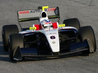 Сергей Сироткин выступит в Формуле-Renault 3.5