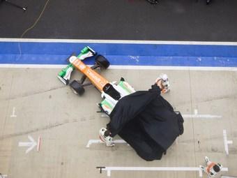 Команда Force India назвала дату презентации