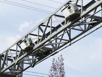 Москва напугает водителей муляжами дорожных камер