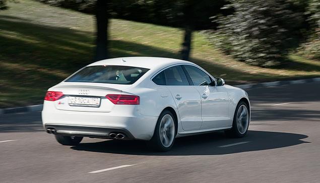 Длительный тест Audi S5: 333-силы – это много или мало?. Фото 2