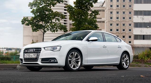 Длительный тест Audi S5: 333-силы – это много или мало?. Фото 5