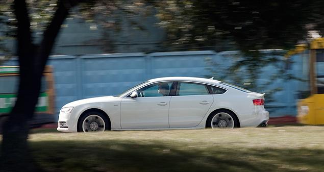 Длительный тест Audi S5: 333-силы – это много или мало?. Фото 7