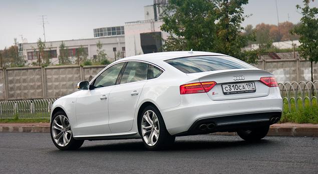 Длительный тест Audi S5: 333-силы – это много или мало?. Фото 13