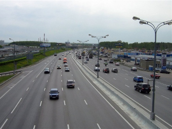 Реконструкция МКАД начнется в 2013 году