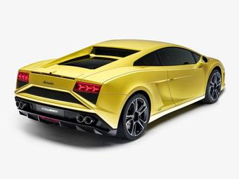 Обновленный Lamborghini Gallardo добрался до России