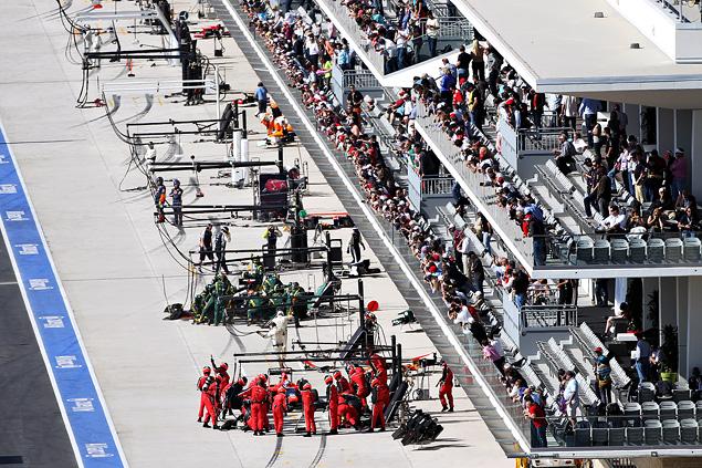 События и факты Формулы-1 2012 года. Фото 11
