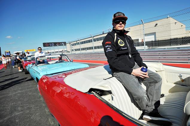 События и факты Формулы-1 2012 года. Фото 15