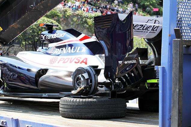События и факты Формулы-1 2012 года. Фото 23