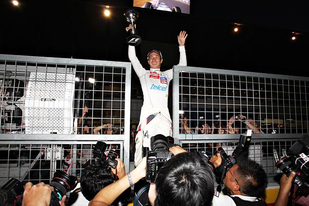 События и факты Формулы-1 2012 года. Фото 35