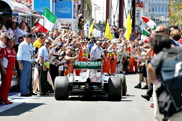 События и факты Формулы-1 2012 года. Фото 39