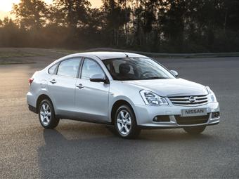 Стали известны комплектации российского седана Nissan Almera