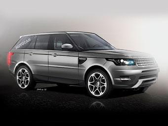 """Обычный и """"спортивный"""" Range Rover будут не похожи друг на друга"""