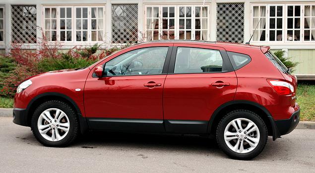 Длительный тест Nissan Qashqai: сколько придется выложить за год?. Фото 1