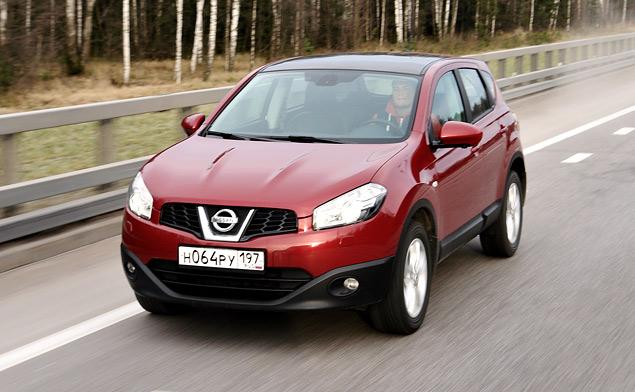 Длительный тест Nissan Qashqai: сколько придется выложить за год?. Фото 2