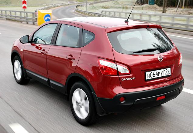 Длительный тест Nissan Qashqai: сколько придется выложить за год?. Фото 3