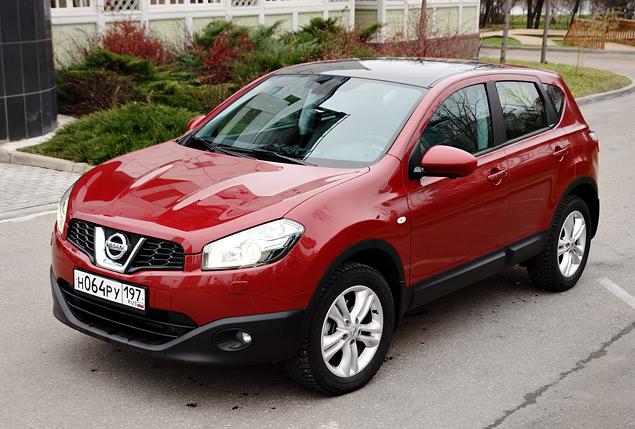Длительный тест Nissan Qashqai: сколько придется выложить за год?. Фото 5