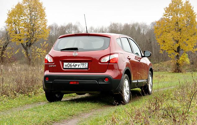 Длительный тест Nissan Qashqai: сколько придется выложить за год?. Фото 12