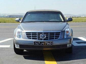 Роскошные автомобили тунисского экс-диктатора уйдут с молотка