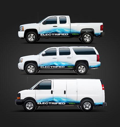Компания VIA Motors представит модель на базе Chevrolet Silverado. Фото 2