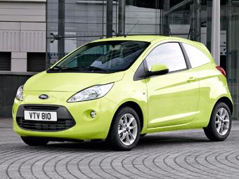 Ford прекратит выпускать компакт-кар Ka