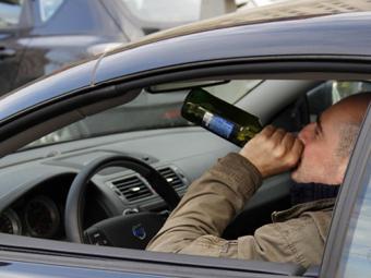Правительство выступило против конфискации машин у пьяных водителей