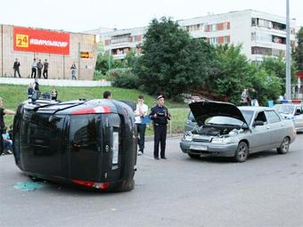 """""""Лады"""" признали самыми опасными автомобилями Украины"""