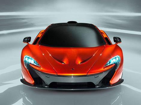 Компания рассказала об изменении дизайна суперкара P1