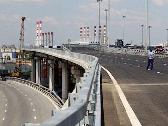 Москва перевыполнила план по строительству дорог