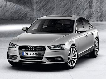Новая Audi A4 сможет ездить на двух цилиндрах