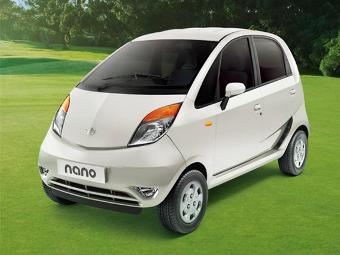 Tata Nano обновится и станет мощнее