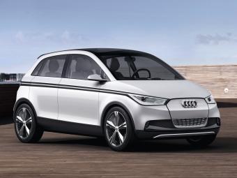 В Audi передумали выпускать A2 серийно