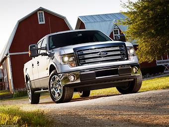 Самыми продаваемыми автомобилями США стали Ford F-Series и Toyota Camry