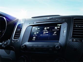 """Машины Kia и Hyundai научат поиску в """"Гугле"""""""