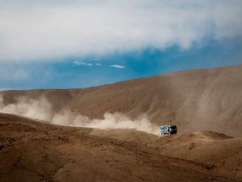 """В Перу начался ралли-рейд """"Дакар"""""""