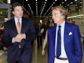 Президент Ferrari отказался от политической карьеры
