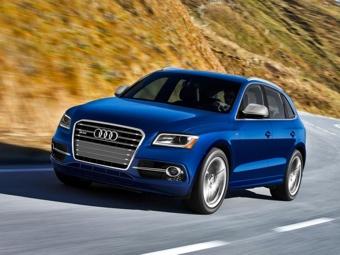 Кроссовер Audi SQ5 получил бензиновую модификацию